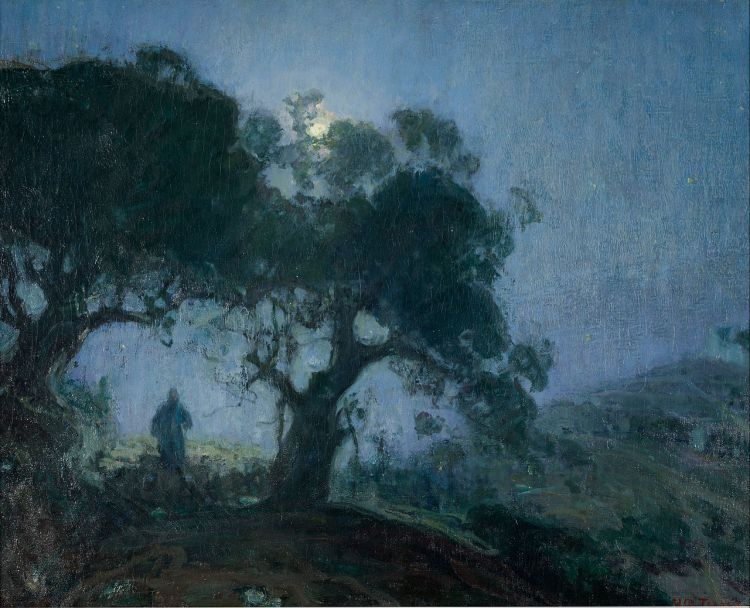 Henry_Ossawa_Tanner_-_The_Good_Shepherd_-_Google_Art_Project 1902