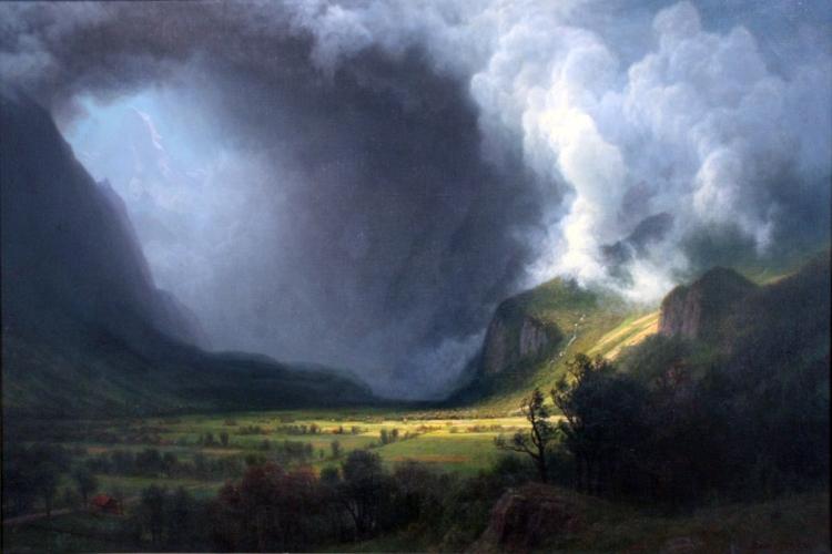 1891_Bierstadt_Aufziehendes_Gewitter_im_Tal_anagoria