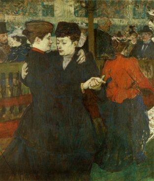 Henri_de_Toulouse-Lautrec_065 alzer im Moulin Rouge